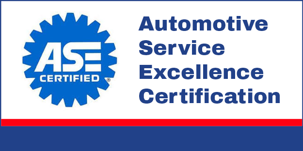 Automotive Service Excellence Certification